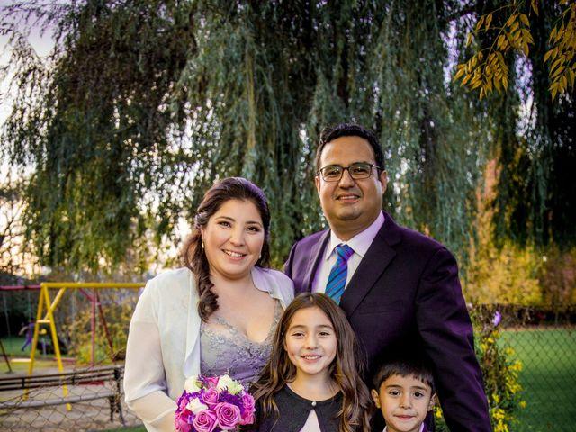El matrimonio de Gerardo y Marcela en Peñaflor, Talagante 2