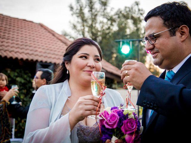 El matrimonio de Gerardo y Marcela en Peñaflor, Talagante 19
