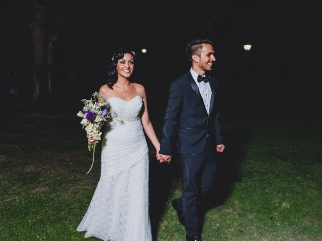 El matrimonio de Vania y Felipe