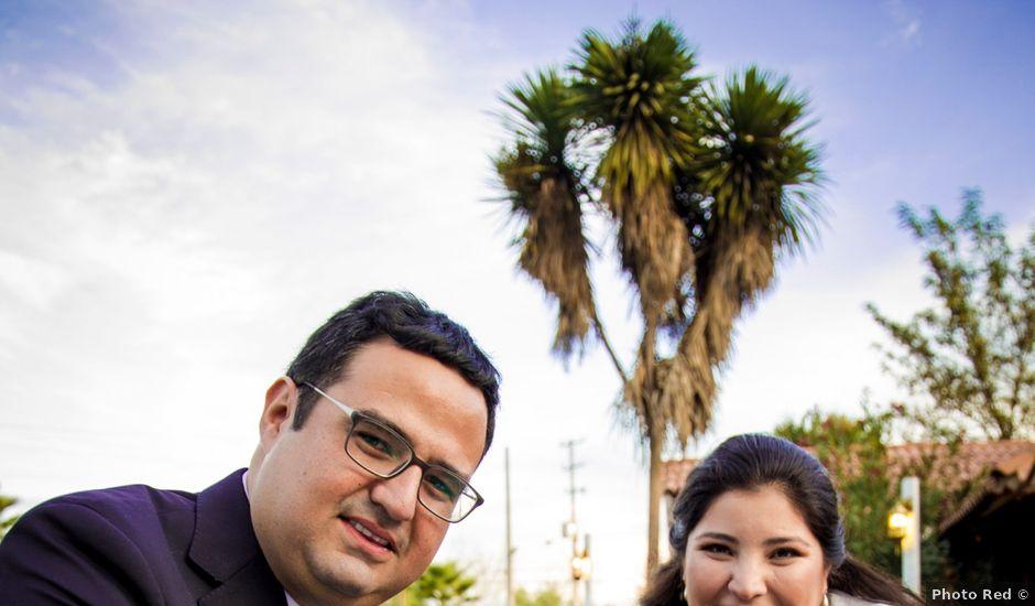 El matrimonio de Gerardo y Marcela en Peñaflor, Talagante