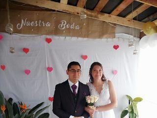 El matrimonio de Nicol y Bastian 1