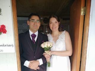 El matrimonio de Nicol y Bastian 3