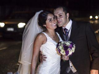 El matrimonio de Makarena y Arturo 3