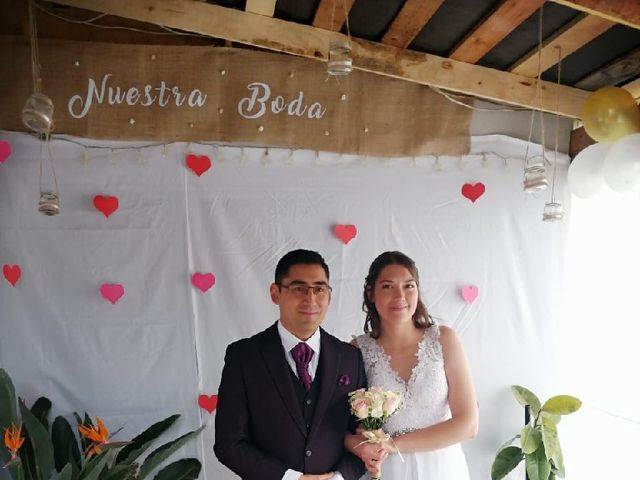 El matrimonio de Bastian y Nicol en Linares, Linares 1
