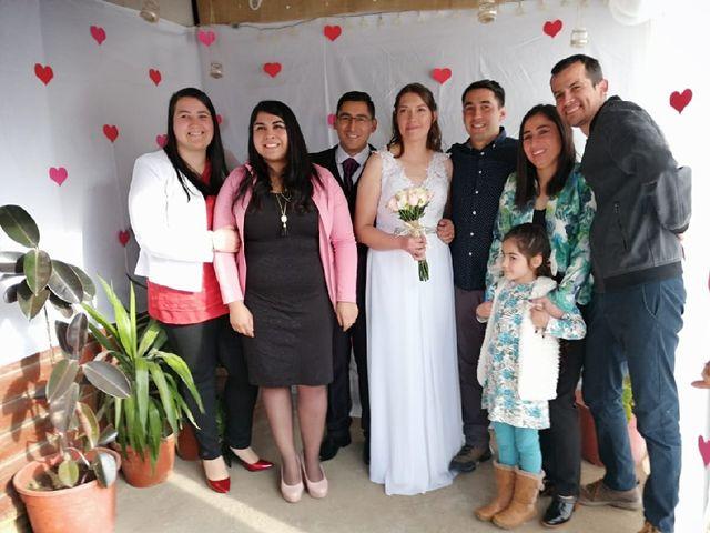El matrimonio de Bastian y Nicol en Linares, Linares 2