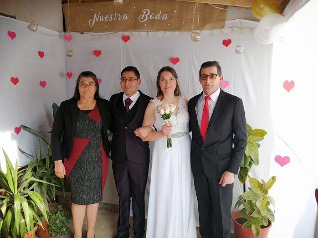 El matrimonio de Bastian y Nicol en Linares, Linares 5