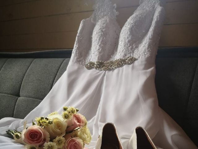 El matrimonio de Bastian y Nicol en Linares, Linares 6