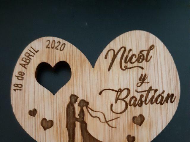El matrimonio de Bastian y Nicol en Linares, Linares 8