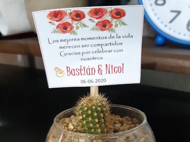 El matrimonio de Bastian y Nicol en Linares, Linares 9