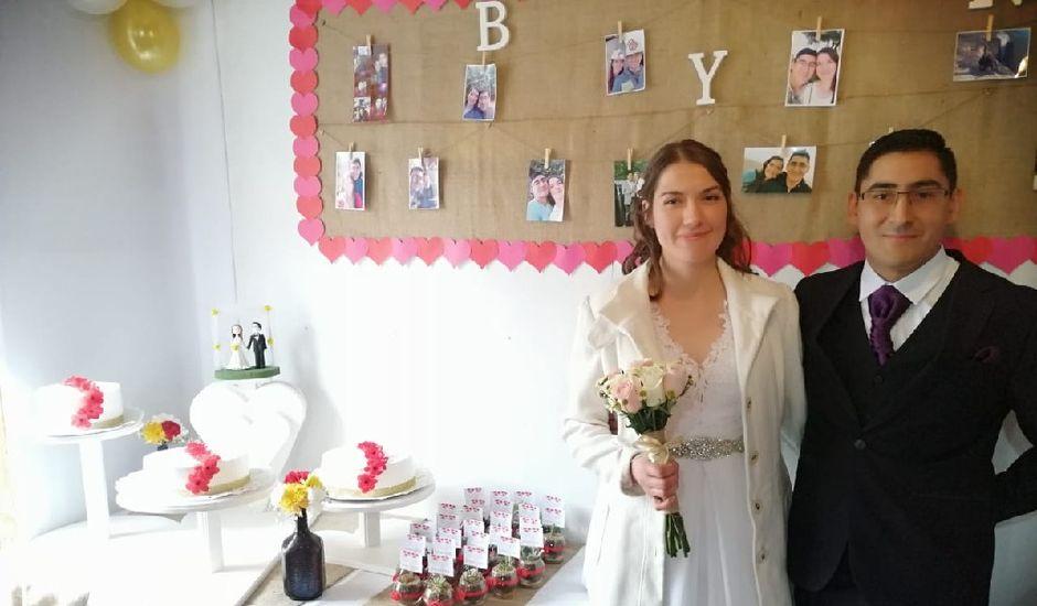 El matrimonio de Bastian y Nicol en Linares, Linares