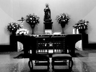 El matrimonio de María Francisca y Francisco Javier 1