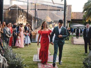 El matrimonio de Fiorella y Daniel 1