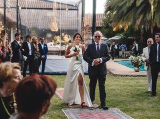 El matrimonio de Fiorella y Daniel 2
