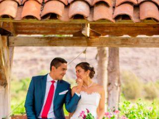 El matrimonio de María y Rodrigo 2
