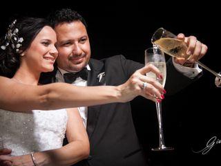 El matrimonio de Vicky y Juan