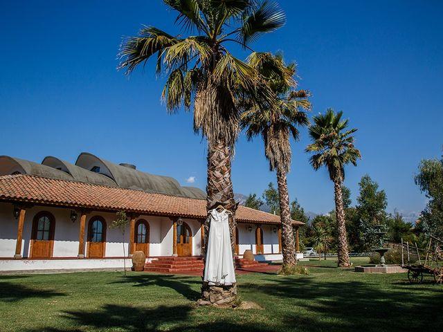 El matrimonio de Matías y Constanza en Pirque, Cordillera 4