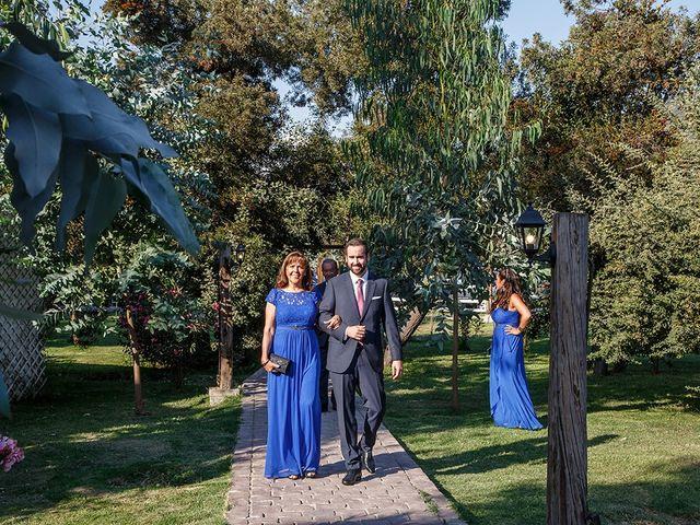 El matrimonio de Matías y Constanza en Pirque, Cordillera 10
