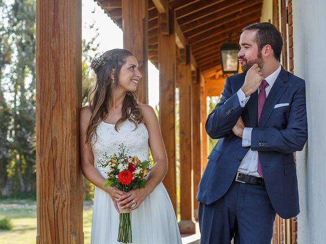 El matrimonio de Matías y Constanza en Pirque, Cordillera 21