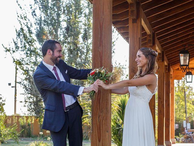 El matrimonio de Matías y Constanza en Pirque, Cordillera 22