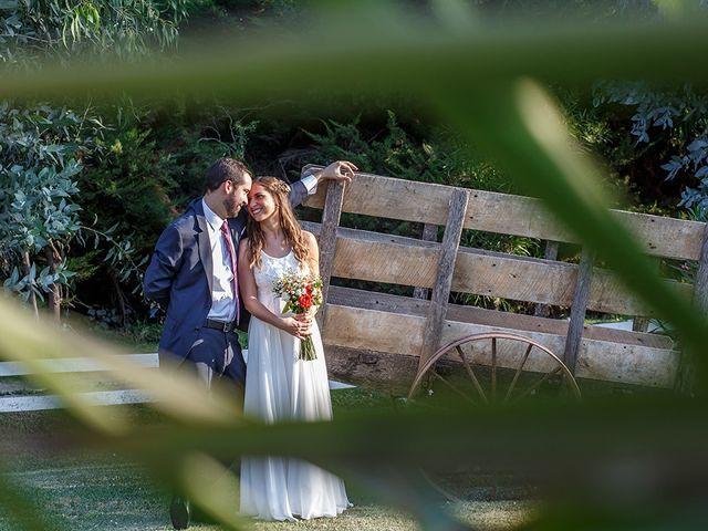 El matrimonio de Matías y Constanza en Pirque, Cordillera 23