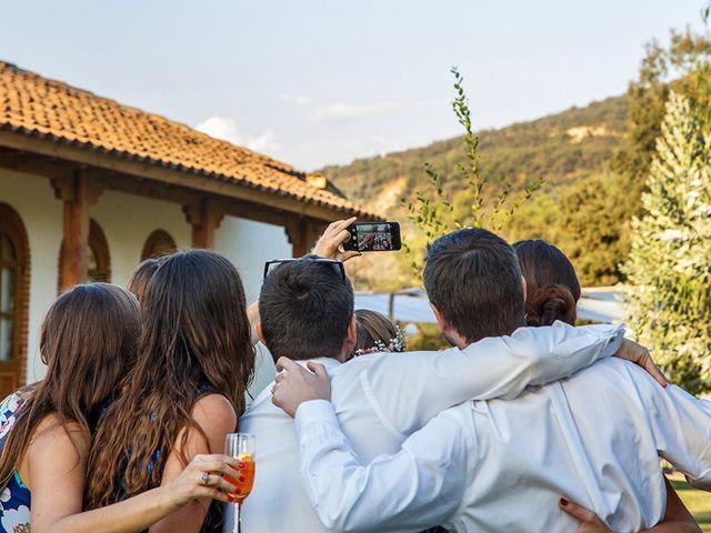 El matrimonio de Matías y Constanza en Pirque, Cordillera 29