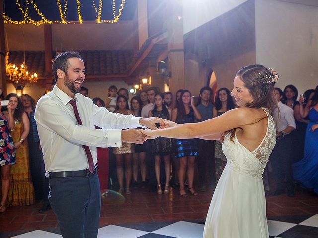 El matrimonio de Matías y Constanza en Pirque, Cordillera 34