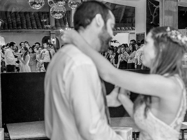 El matrimonio de Matías y Constanza en Pirque, Cordillera 36
