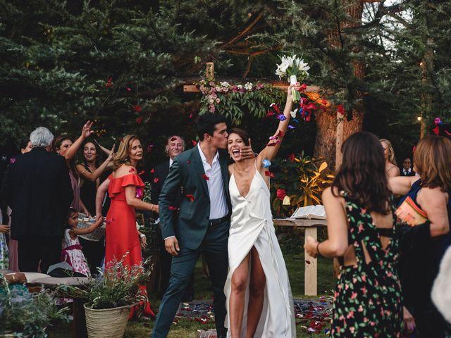 El matrimonio de Fiorella y Daniel