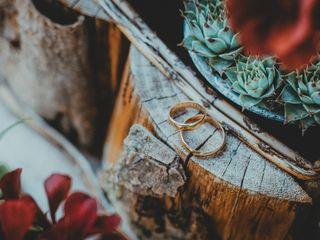 El matrimonio de Valeria y Jose 3