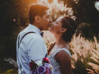 El matrimonio de Valeria y Jose