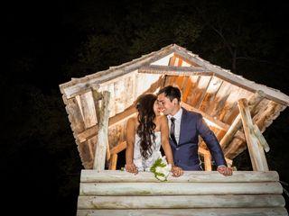 El matrimonio de Javiera y Claudio
