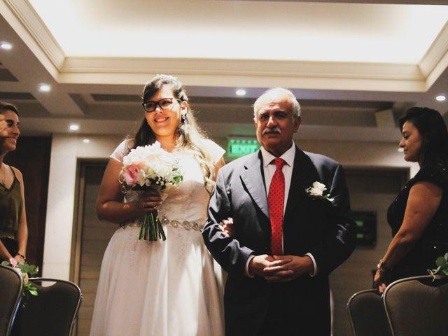 El matrimonio de Paulo y Andrea en Vitacura, Santiago 6
