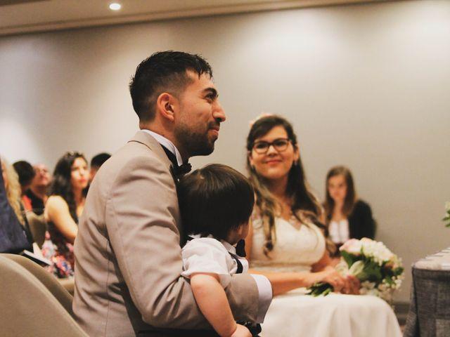 El matrimonio de Paulo y Andrea en Vitacura, Santiago 7