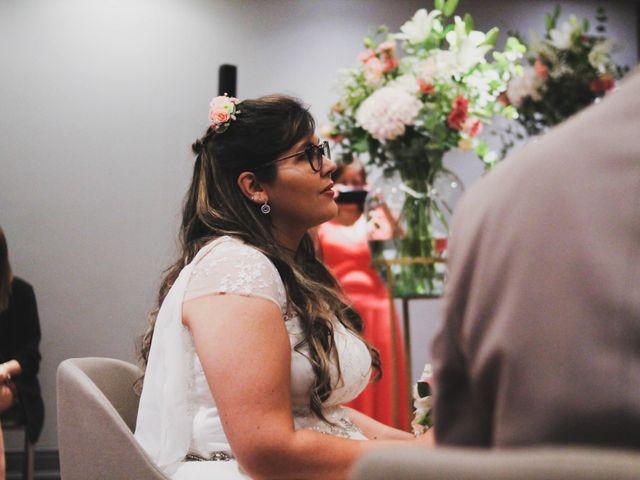 El matrimonio de Paulo y Andrea en Vitacura, Santiago 9