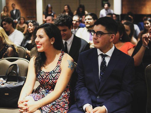 El matrimonio de Paulo y Andrea en Vitacura, Santiago 10