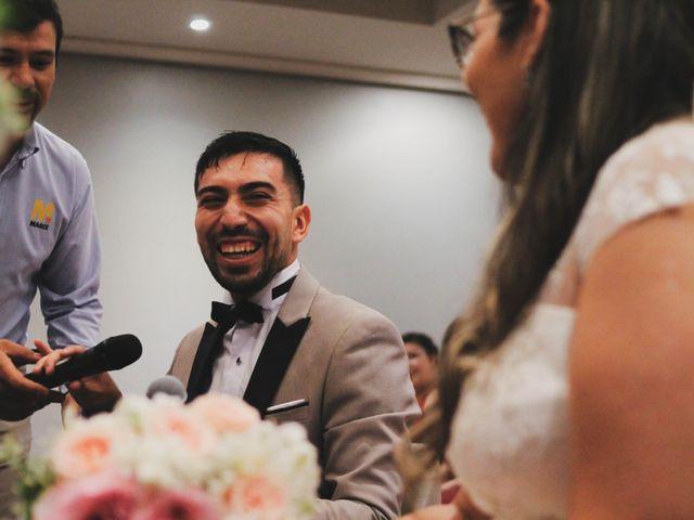 El matrimonio de Paulo y Andrea en Vitacura, Santiago 12