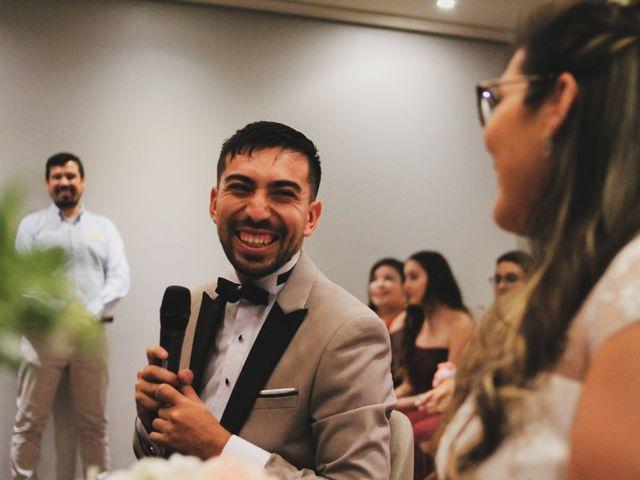 El matrimonio de Paulo y Andrea en Vitacura, Santiago 13