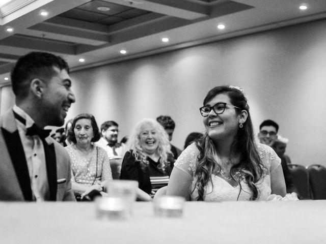El matrimonio de Paulo y Andrea en Vitacura, Santiago 15