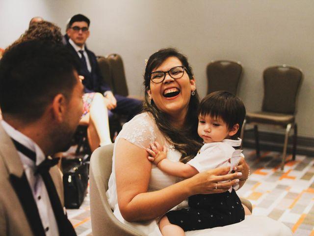 El matrimonio de Paulo y Andrea en Vitacura, Santiago 18