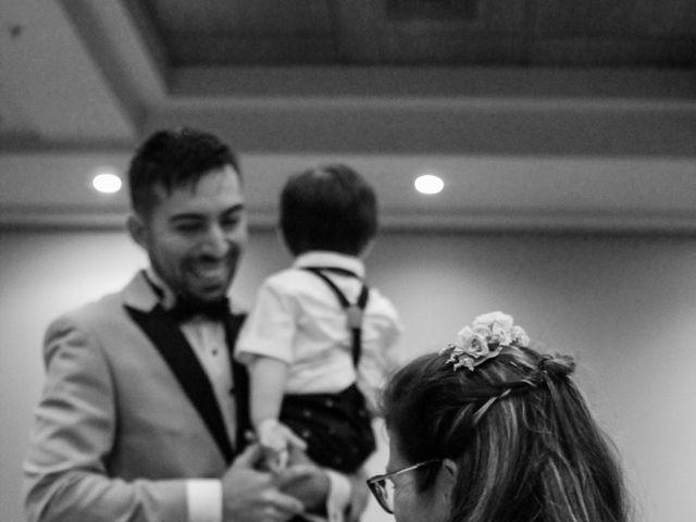 El matrimonio de Paulo y Andrea en Vitacura, Santiago 22