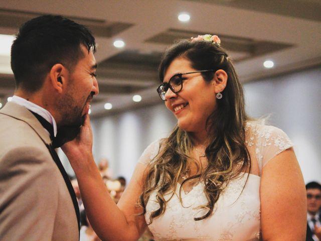El matrimonio de Paulo y Andrea en Vitacura, Santiago 27