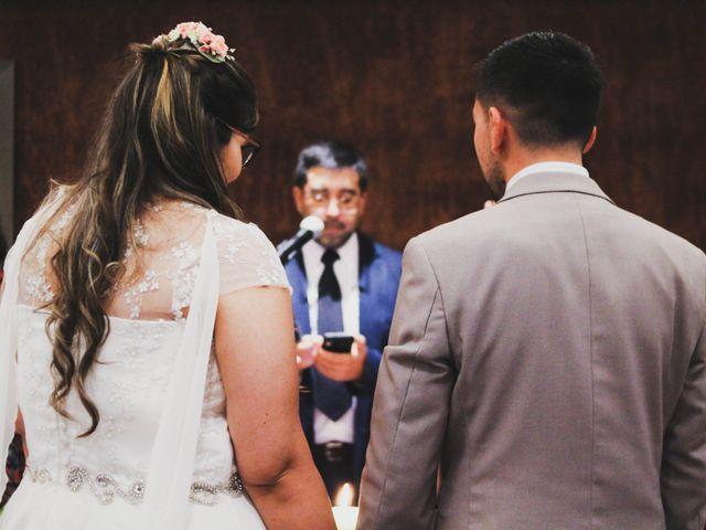 El matrimonio de Paulo y Andrea en Vitacura, Santiago 30
