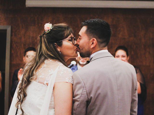 El matrimonio de Paulo y Andrea en Vitacura, Santiago 31