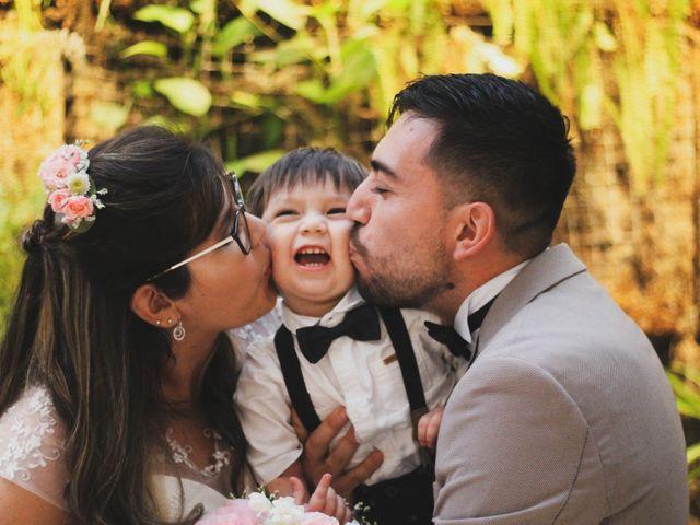 El matrimonio de Paulo y Andrea en Vitacura, Santiago 32
