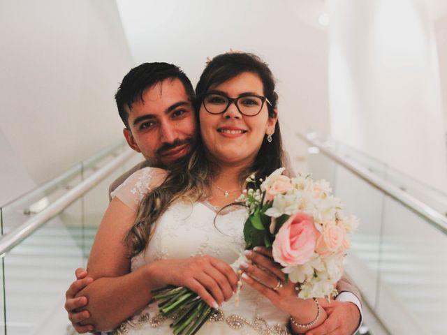 El matrimonio de Paulo y Andrea en Vitacura, Santiago 34