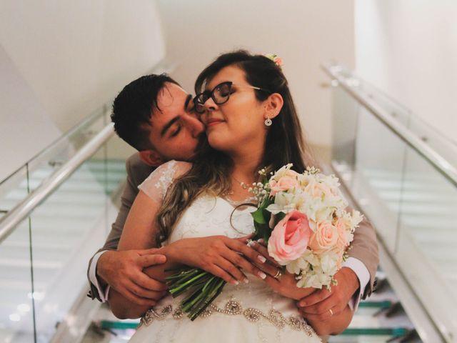 El matrimonio de Andrea y Paulo