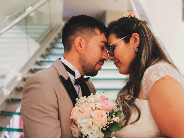 El matrimonio de Paulo y Andrea en Vitacura, Santiago 35
