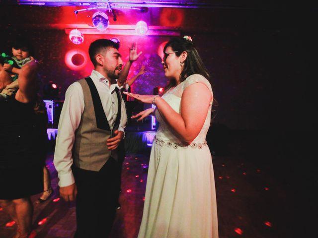 El matrimonio de Paulo y Andrea en Vitacura, Santiago 52