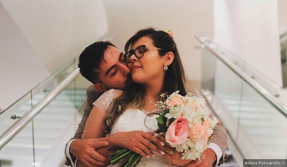El matrimonio de Paulo y Andrea en Vitacura, Santiago