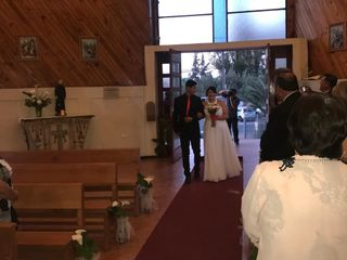 El matrimonio de Katherine y Alejandro 2